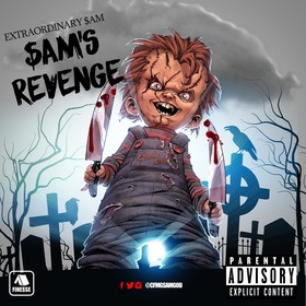 SAM's Revenge EXTRAORDINARY $AM front cover