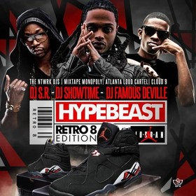 Hypebeast DJ S.R. front cover