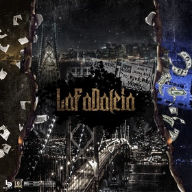 LaFaDaleia LP Marcy front cover
