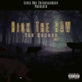 The Hunger Rick The Raw  front cover