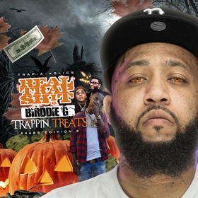 Real Trap Sh!t #448sEditionPT2 Trappin Treats Birddie Goonatic front cover