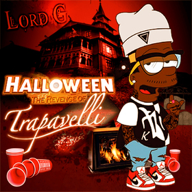 Halloween The Revenge Of Trapavelli Lord-G front cover