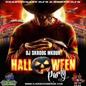 Halloween Party Skroog Mkduk front cover