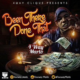 Been There Done That 4Way Marlo front cover