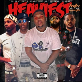 Heaviest HITS Of The Month (October) Heavy G front cover