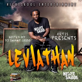 LEVIATHAN THE MIXTAPE artis front cover