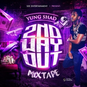 2nd Way Out Yung Shad front cover