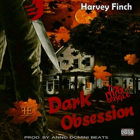 Harvey Finch- Dark Obsession (Maxi-Single) Harvey Finch front cover