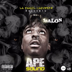 Ape Sound Izalon front cover