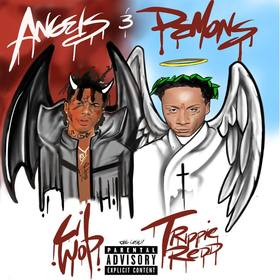 Angels & Demons Trippie Redd front cover