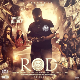 R.O.D (Ride Or Die) Vol. 3 Rio Productions front cover
