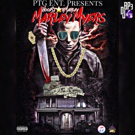 Marley Myers Marley front cover