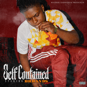 self contained BK BANDS  front cover