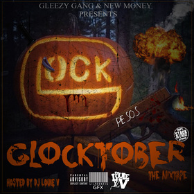 Glocktober [The Mixtape] Pesos of GG front cover