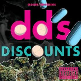 DD'S Discount CHILL iGRIND WILL front cover