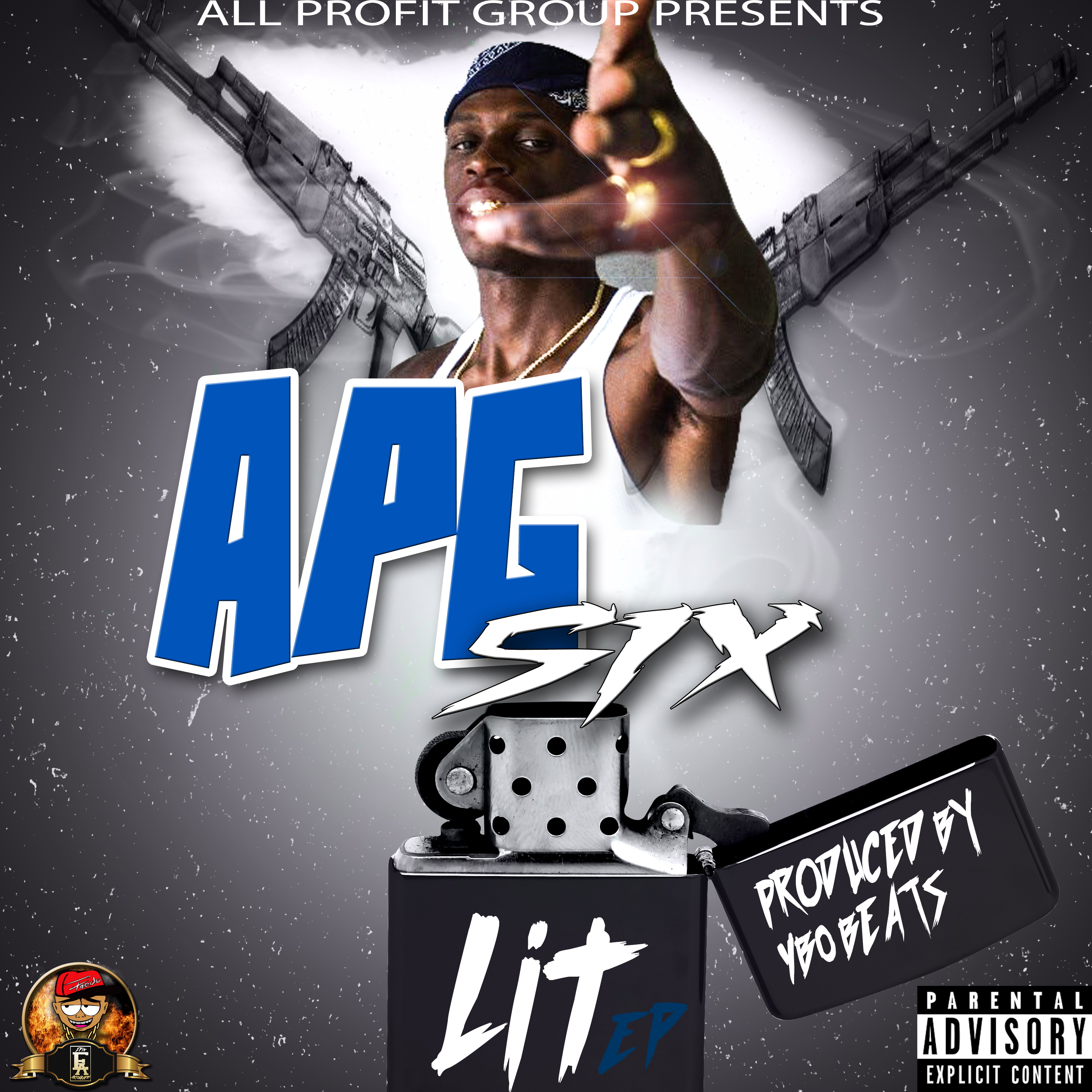 APG Six - Lit EP (Produced By YBO Beats) | Spinrilla