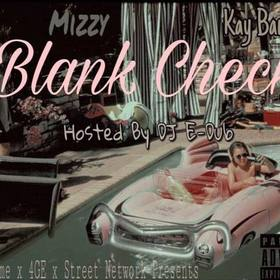 Blank Check RSL Mizzy front cover