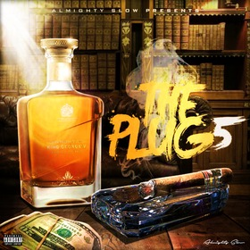 The Plug 5 DJ Almighty Slow front cover