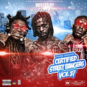 This Weeks Certified Street Bangers Vol.27 DJ Mad Lurk front cover