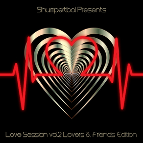 Love Session 2 Lovers & Friends Edition Shumpertboi front cover