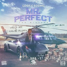Mr. Perfect Loot G (SOD) front cover