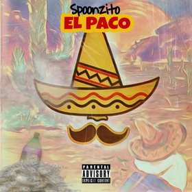 El Paco Prod By Nice Beats Spoonzito front cover
