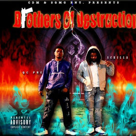 Brothers Of Destruction QC Pre front cover