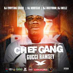 Chef Gang: Gucci Ramsey (Double Disc) DJ Evryting Criss front cover