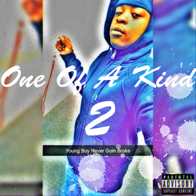 One Of A Kind 2 LandoBeatz front cover