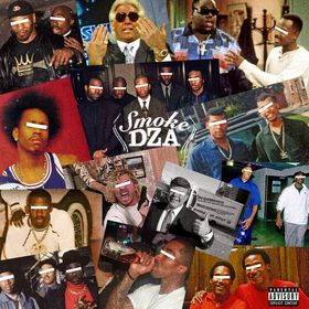 Cuz I Felt Like It Again Smoke DZA front cover