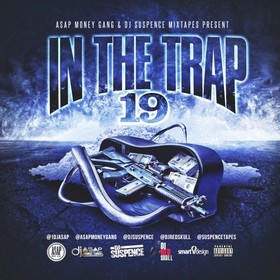 In The Trap 19 DJ ASAP front cover