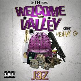 J3Z - Welcome To The Valley Heavy G front cover