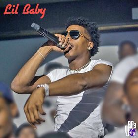 Lil Baby (The Mixtape) DJ BP3 front cover