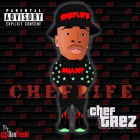 ChefLife Chef Trez front cover