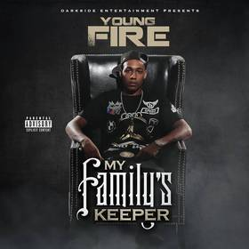 My Family's Keeper Young Fire front cover