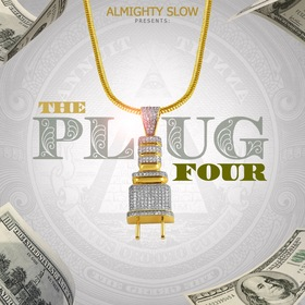 The Plug 4 DJ Almighty Slow front cover