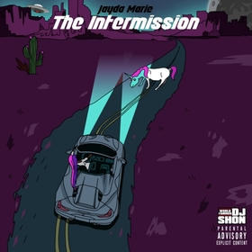 The Intermission Jayda Marie front cover