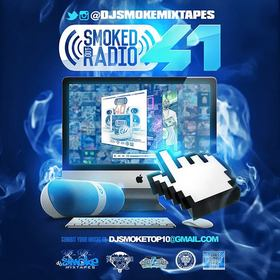 Smoked Out Radio 41 DJ Smoke front cover