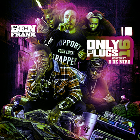 Only For The Plugs 16 Ben Hoodrich front cover