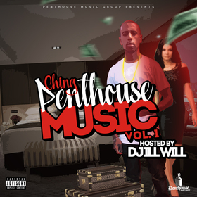 Ching -  Penthouse Music Vol 1 Hosted by DJ ILL WILL TriState DJ Taalib Din front cover