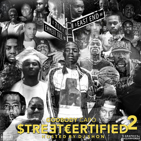 Streets Certified 2 Godbody Capo front cover