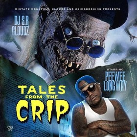 Tales From The Crip DJ S.R. front cover