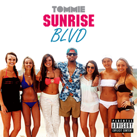 Sunrise Blvd. TOMMIE front cover