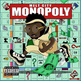 Melt City Monopoly Fetti Smokes front cover