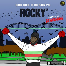ROCKY 30ROCK front cover