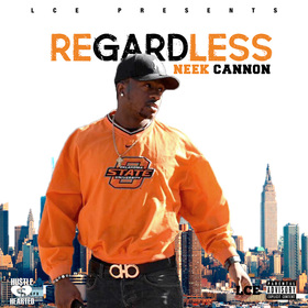 Regardless Neek Cannon front cover