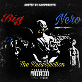 The Resurrection Big Nero  front cover