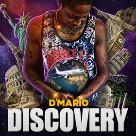 Discovery D'Mario front cover