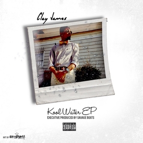 Kool Water EP Clay James front cover