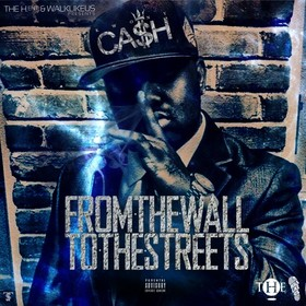 From The Wall To The Streets Kwony Cash front cover